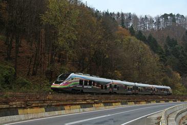 Biletele de tren catre Valea Prahovei vor costa mai mult in pragul sarbatorilor de Iarna