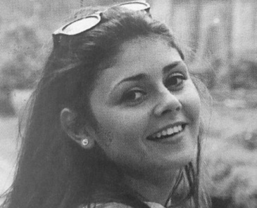 Alina Ciucu, tanara moarta la metrou, urmeaza sa fie inmormantata intr-un sicriu alb - Rudele ei au venit la IML sa o identifice
