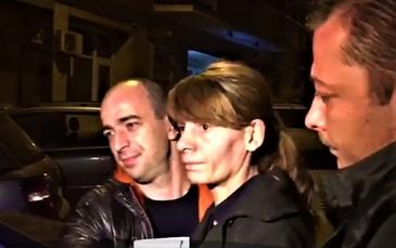 Incredibil ce i-a putut spune criminala de la metrou avocatei sale! Magdalena Serban a chemat-o pe aparatoarea ei la politie si, dupa cateva minute, s-a luat la cearta cu ea!
