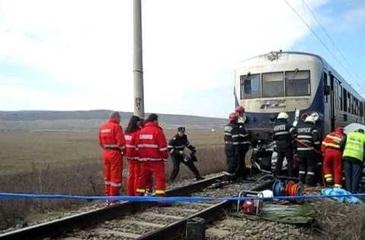 VIDEO Accident feroviar deosebit de grav! Un barbat a fost calcat de tren in Constanta!