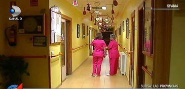 Cine este romanca de 64 de ani care a murit in agonie pe holurile spitalului din Spania. Aurelia locuia intr-un centru de batrani