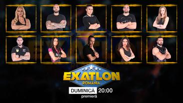 Incepe Exatlon, azi, de la 20.00, la Kanal D! Nu rata cel mai revolutionar reality-show