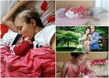 Cristina, tanara mamica din Arges diagnosticata cu o boala cumplita, a pierdut lupta cu viata!