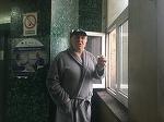La Spitalul Judetean Craiova, medicii si bolnavii fumeaza cot la cot pe holurile unitatii spitalicesti. Revoltator!