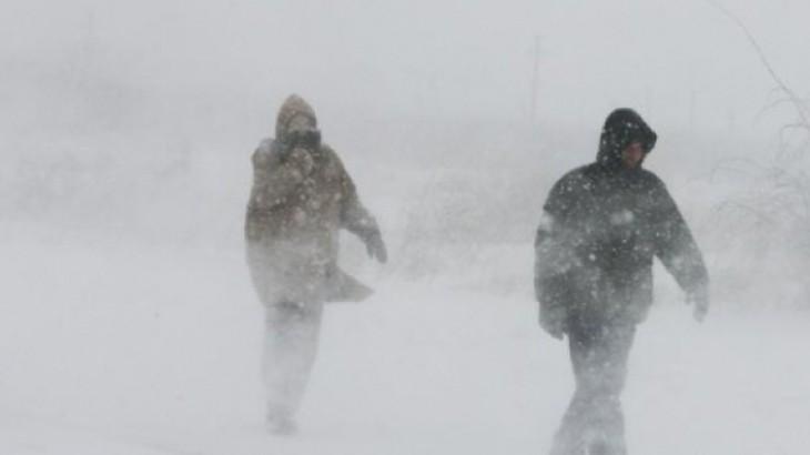 Meteorologii avertizeaza! Vreme extrem de rece in acest weekend - La ce temperaturi sa ne asteptam