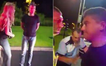 Cristi Boureanu l-a rezolvat pe politistul care l-a lovit - Uite ce s-a intamplat cu agentul. A ajuns sa lucreze AICI - E umilitor pentru el