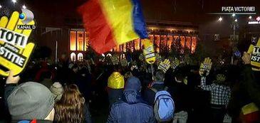 """Intreaga lume este cu ochii pe noi! Presa din Occident: """"Romania isi pierde capetele!"""""""