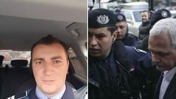 """Jandarmul care a lovit protestatarii a fost identificat de catre Marian Godina! Este """"garda de corp"""" a lui Dragnea!"""