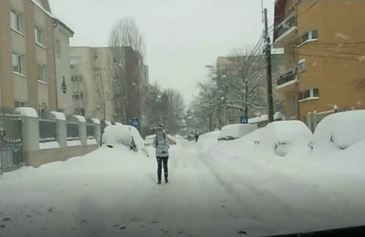 Iarna incepe sa-si arate din nou coltii, in timp ce primariile se pregatesc ca de razboi!