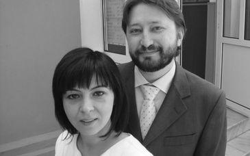 """Sotul jurnalistei Simona Tache a murit la 43 de ani: """"Ultimul lui an a insemnat o uriasa suferinta"""""""