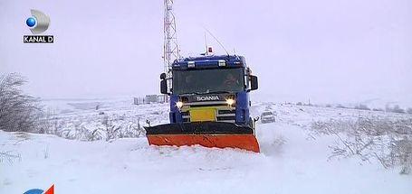 """""""Iarna nu a trecut"""". Meteorologii anunta ce temperaturi ne asteapta in urmatoarea perioada"""