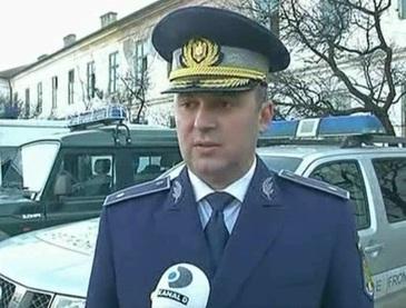 Scene de groaza la granita dintre Romania si Ucraina. Doi politisti de frontiera au fost batuti si stropiti cu benzina de membrii unei retele de trafic de tigari