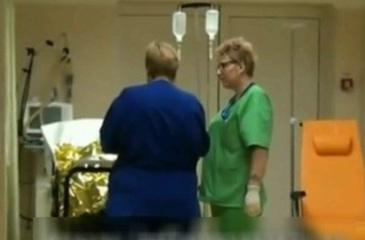 Viata unei paciente cu arsuri grave, tratata ca un meci de ping-pong de medicii suvceveni. Niciun spital nu isi asuma vina pentru infernul trait de femeie