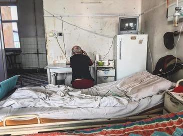 """Imaginile groazei intr-un spital din Timisoara! Managerul institutiei se apara: """"Sunt facute din cel mai urat unghi"""""""