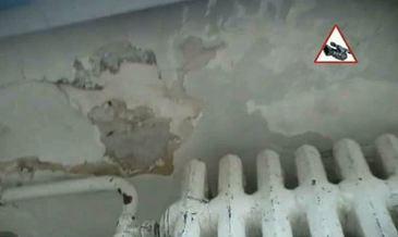Spitalul din Timisoara cu igrasie pe pereti nu e un caz singular. Un spital din Capitala nu are nici macar hartie igienica la toaleta!