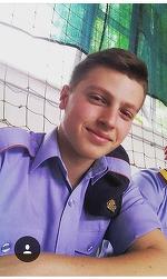 """Doliu la Colegiul National Militar din Alba Iulia! Tanarul de 16 ani care a murit intr-un teribil accident era unul dintre cei mai buni elevi de acolo! """"Dumnezeu sa-l ierte si sa-l primeasca in Oastea strajerilor ceresti!"""""""