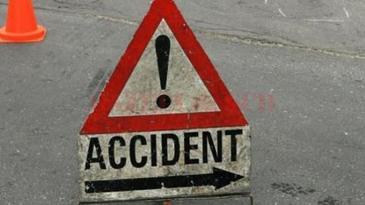 Un tanar baut a avariat cu masina pe care o conducea cinci autovehicule parcate, in Buzau