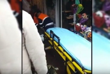 Moarte fulgeratoare! O farmacista din Targu-Jiu s-a prabusit in plina strada – Medicii nu au mai putut face nimic