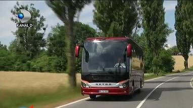 """""""Ca sa le facem viata mai usoara si mai dulce"""". Un primar din Vrancea vrea sa cumpere un autocar cu 34 de locuri ca sa ii plimbe pe cetateni prin tara! Ce parere au satenii"""
