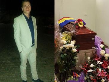 Sfasiat de durere, un tata din Neamt isi aduce fiul acasa in sicriu! Ce i s-a intamplat lui Bogdan in Italia este cumplit