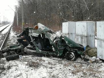 Accident mortal in Iasi! O familie a fost spulberata de tren
