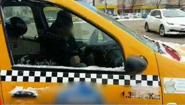Un medic de la Spitalul Floreasca a fost batut de catre un taximetrist pentru ca nu i-a permis sa fumeze in masina!