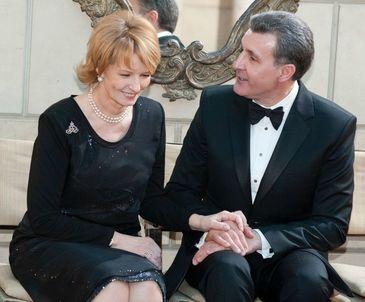 Casa Regala a Romaniei a fost preluata de Radu Duda? Fostul actor a fost fara Principesa Margareta intr-o vizita in Emiratele Arabe Unite