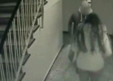 Imaginile groazei! Momentul in care pedofilul recidivist se napusteste asupra fetitei de 13 ani!