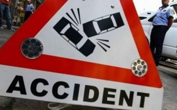 Incident dramatic in Cluj! O fetita de aproape 2 ani a fost calcata de masina