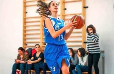 Aceasta este ultima fotografie postata de Ana Bucur, baschetbalista de 14 ani rapusa de cancer!