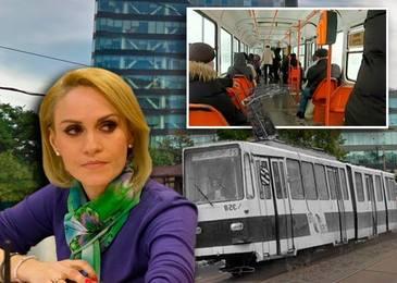 Mergem spre viitor, cu tramvaie din trecut! Primaria vrea tramvai suspendat, dar pe sine circula vagoane ce amintesc de Bucurestiul de alta data!