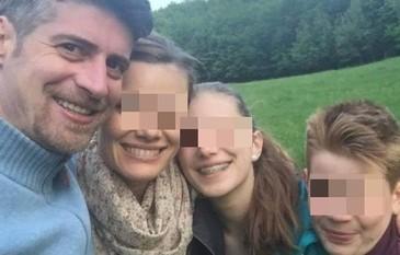 Filmarea terifianta facuta de un reporter TVR la manastirea unde s-a rugat criminalul din Brasov! Acolo a trait revelatia care l-a facut sa-si ucida familia! Intamplarea pare desprinsa din filmele horror