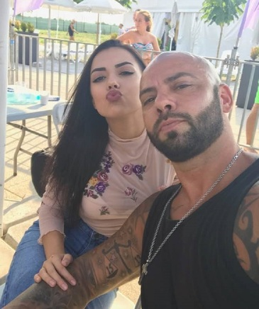 EXATLON. Ce spune Roxana, fiica lui Giani Kirita, dupa ce tatal ei a atacat-o pe Diana Belbita