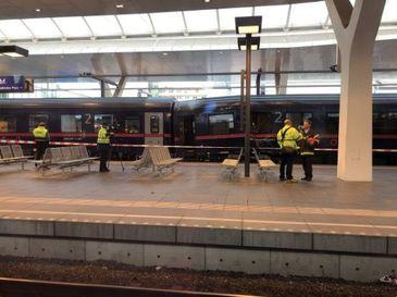 Coliziune intre doua trenuri de pasageri! Sunt zeci de victime