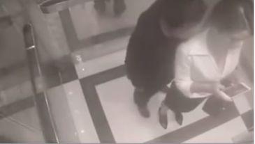 Un criminal eliberat recent din inchisoare terorizeaza Capitala! Imagini terifiante au fost surprinse de camerele de supraveghere din lifturi