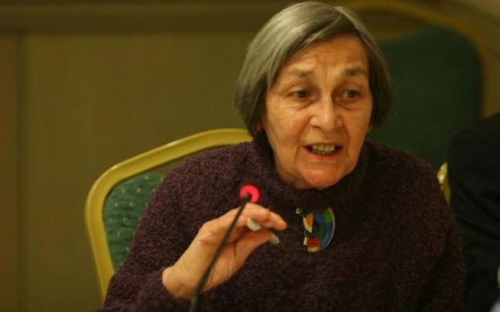 A murit Doina Cornea, fosta disidenta a regimului comunist
