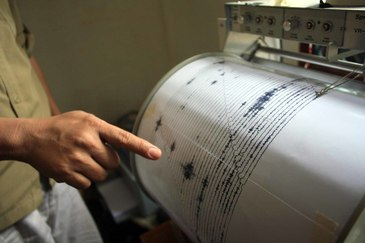 Cutremur in urma cu putin timp. S-a produs la doar 11 km adancime