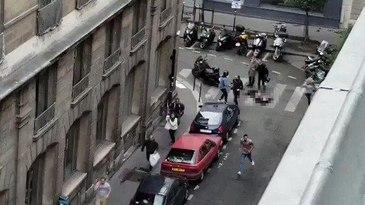 Parisul, sub teroare dupa un nou atac sangeros! Atacatorul a fost impuscat de politisti, nu inainte de a rani alte persoane!