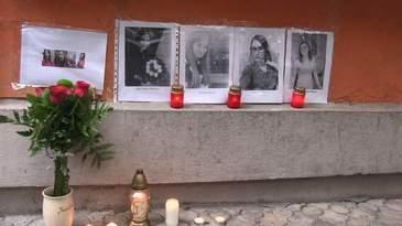 Gest sfasietor dupa moartea celor patru studente din Salaj.  Ce au decis colegii studentelor este TULBURATOR