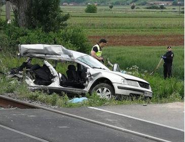 Ultima imagine postata de una dintre studentele care au murit in accidentul de tren de la Jibou!