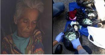 O femeie a strazii a fost gasita fara suflare, inconjurata de saci de bani. Avea milioane de euro, dar dormea pe unde apuca si traia din mila oamenilor
