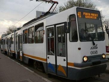 Traseul tramvaiului 41 va suferi modificari! Circulatia va fi oprita timp de doua weekenduri!