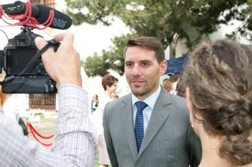 Fostul principe Nicolae, implicat intr-un accident rutier in Bucuresti