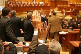 Liber la spaga! Proiectul de lege care-i scapa de inchisoare pe cei care iau mita in numele altei persoane, adoptat pe ascuns in Senat!