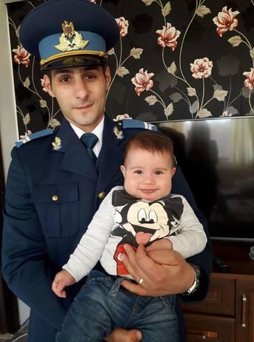 Cutremurator, copilul de un an al unor militari din Campia Turzii a fost diagnosticat cu cancer! Oamenii sunt disperati si spera ca el sa fie salvat de medicii de la un spital din Roma
