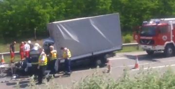 TRAGEDIE! UN nou accident cu romani in Ungaria. Cel putin doi morti si mai multi raniti
