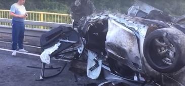Durere fara margini in familia tanarului de 24 de ani care a murit in accidentul de la Mioveni! Cristi si-a sunat un prieten inainte de tragedie si l-a anuntat ce va urma. Detalii cutremuratoare!