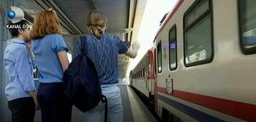 Tinerii in varsta de 18 ani pot vizita gratuit toata Europa, cu trenul!