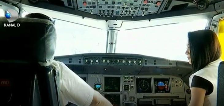 Ce presupune meseria de pilot. Cum poti ajunge sa lucrezi la birou printre nori