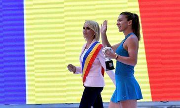 """Simona Halep a comentat cu eleganta si bun simt incidentele din ultimele zile! """"Am fost la stadion pentru a arata..."""""""